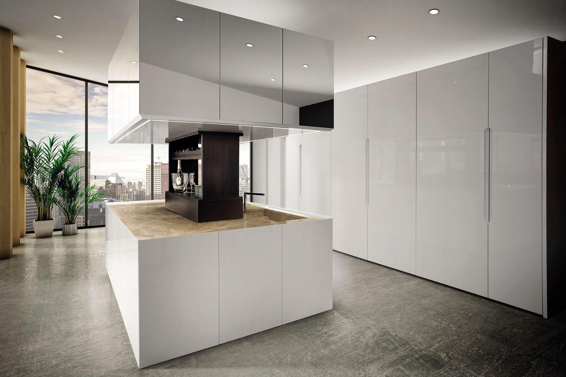 Mobili E Accessori Lissone jana kitchen | modello onetwone 121